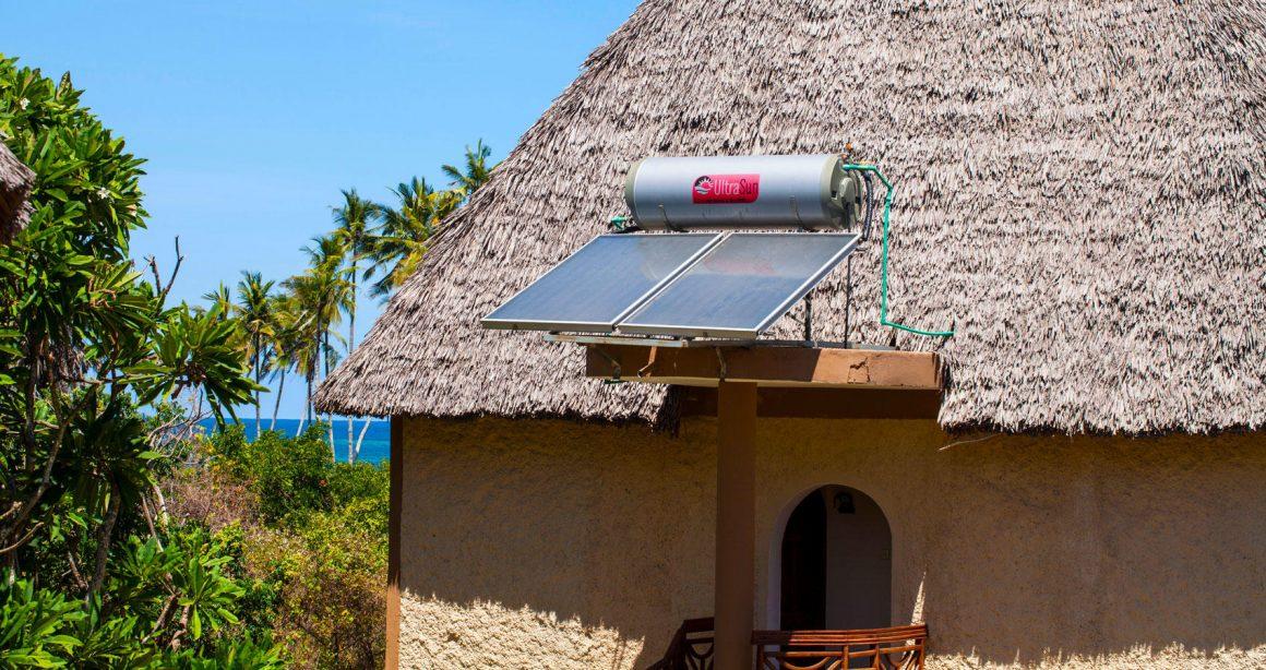 Fourniture de matériel d'installations solaires et éoliennes